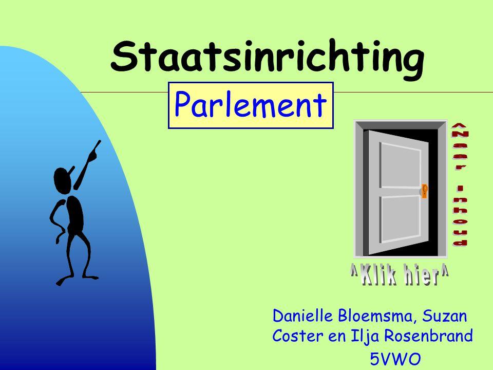 Danielle Bloemsma, Suzan Coster en Ilja Rosenbrand 5VWO