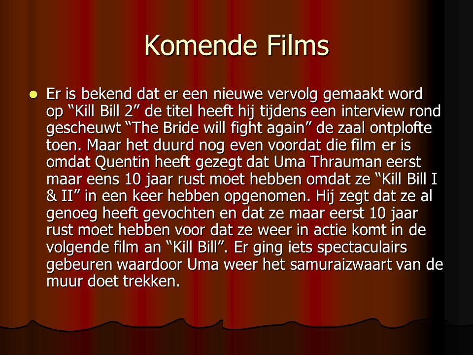 Komende Films