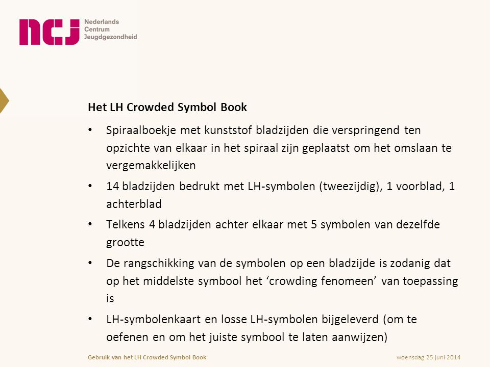 Het LH Crowded Symbol Book