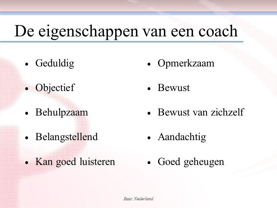 De eigenschappen van een coach