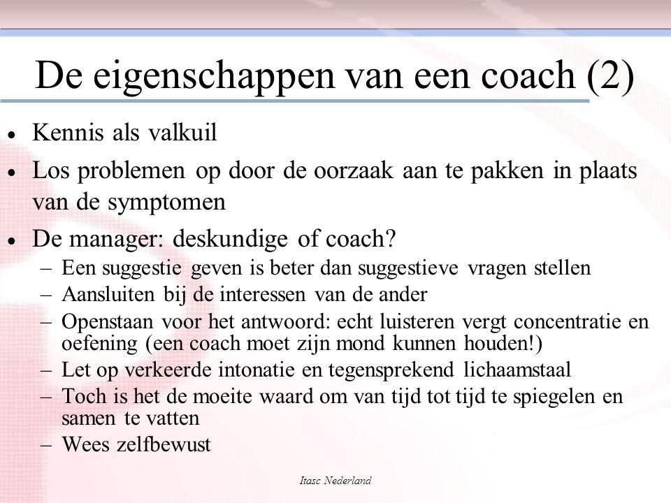 De eigenschappen van een coach (2)