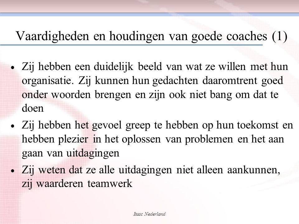 Vaardigheden en houdingen van goede coaches (1)
