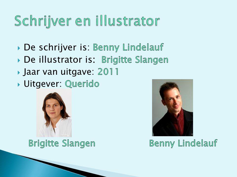 Schrijver en illustrator