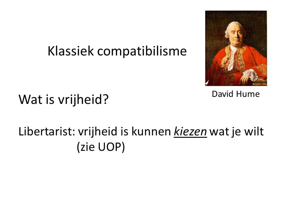 Klassiek compatibilisme