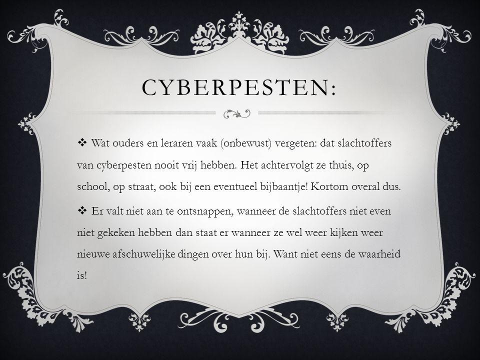Cyberpesten: