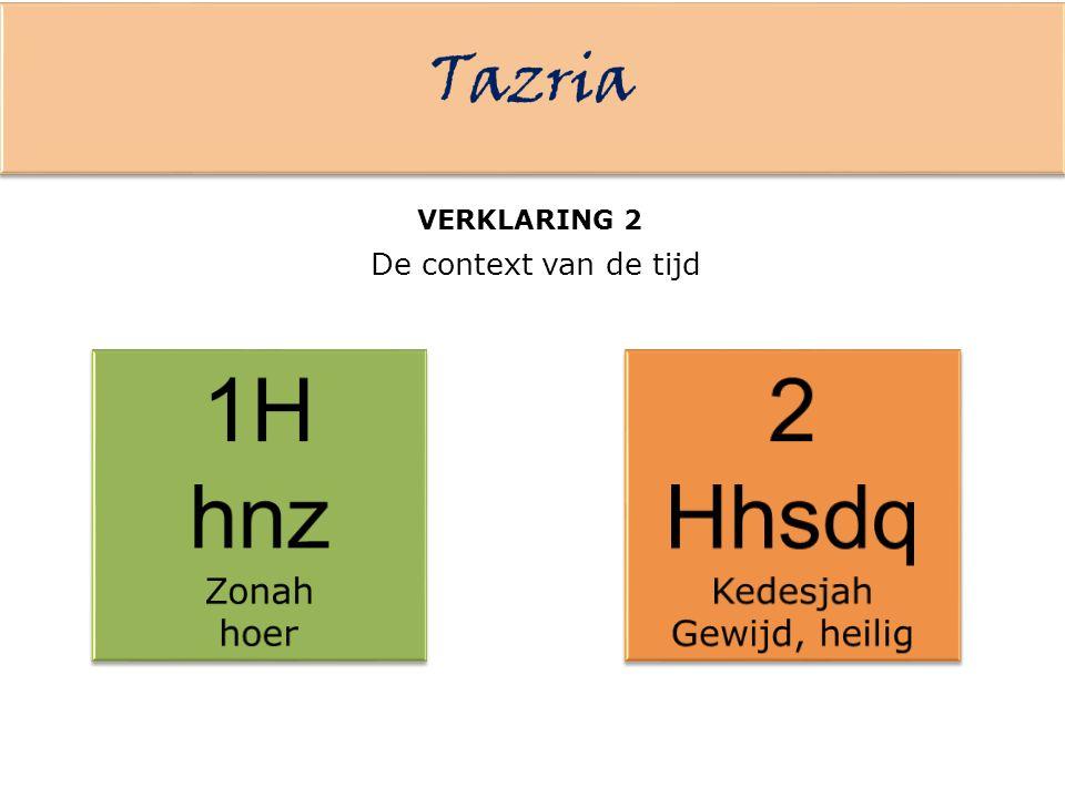 1H hnz 2 Hhsdq Tazria Zonah hoer Kedesjah Gewijd, heilig