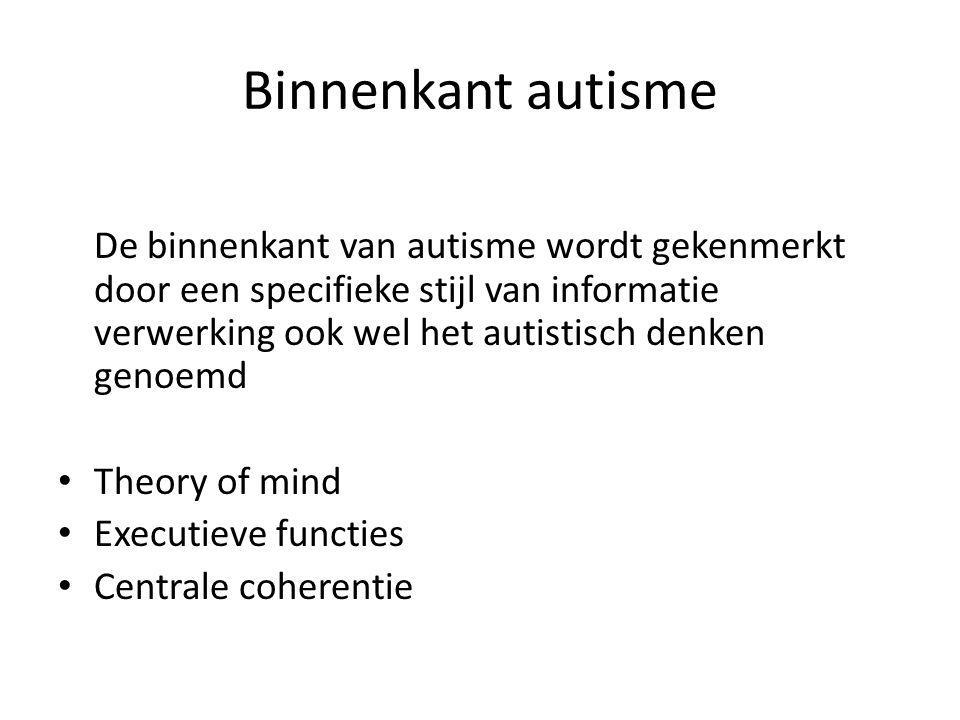 Binnenkant autisme