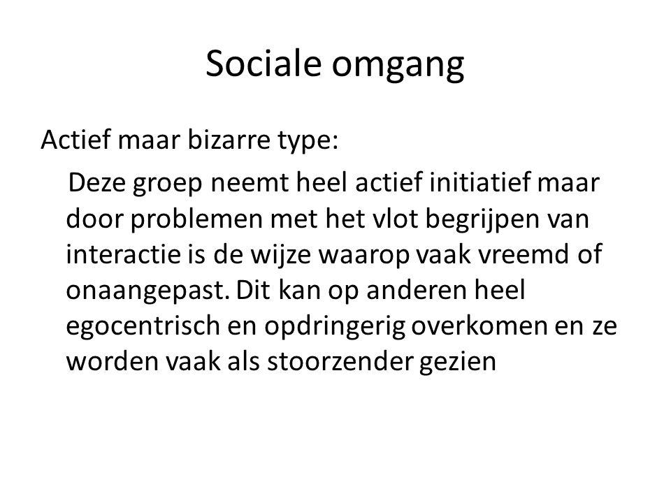 Sociale omgang