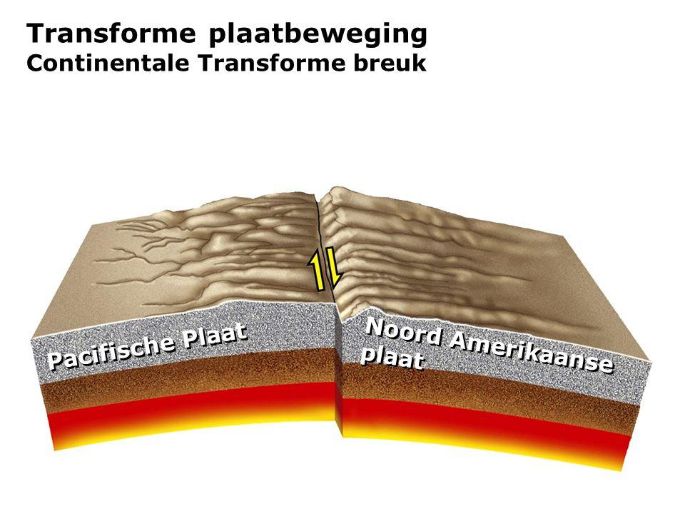 Transforme plaatbeweging
