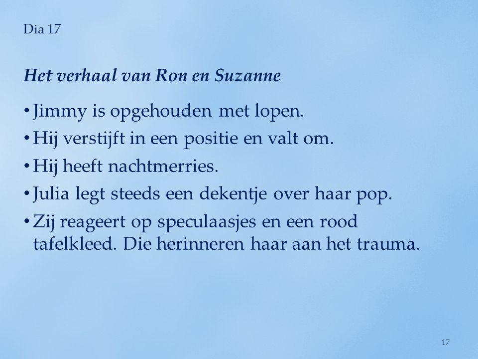 Het verhaal van Ron en Suzanne