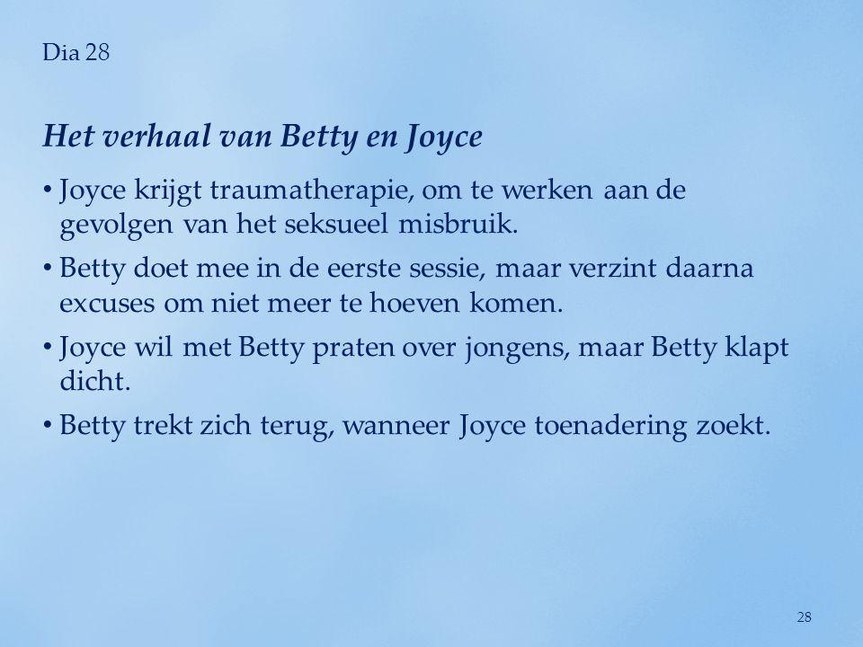 Het verhaal van Betty en Joyce