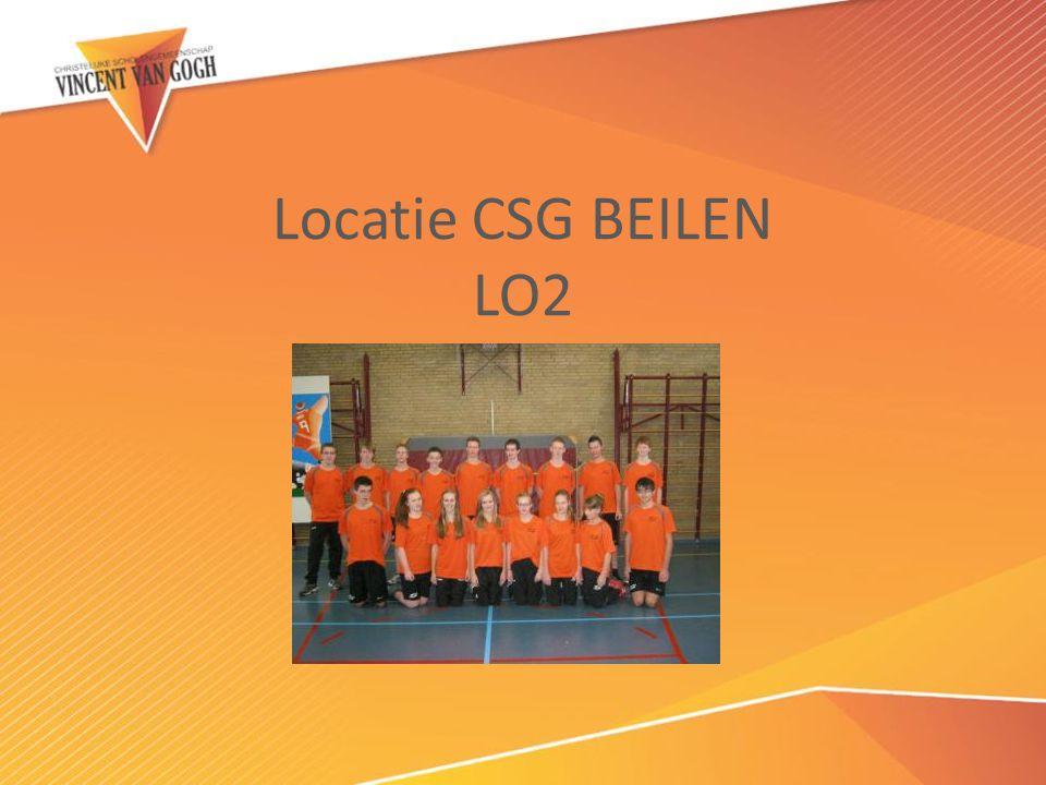 Locatie CSG BEILEN LO2