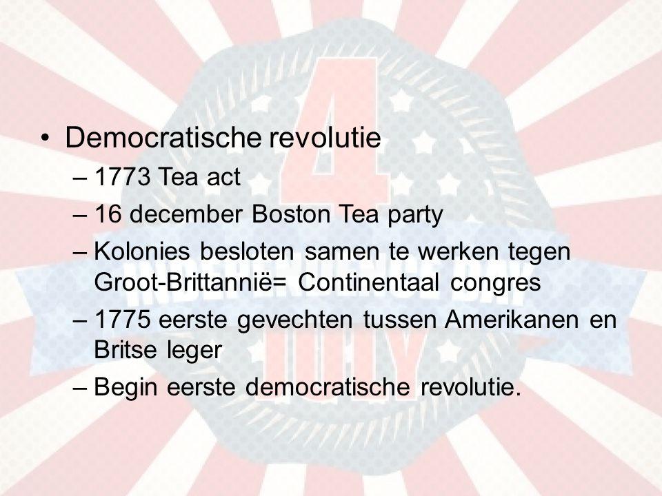 Democratische revolutie