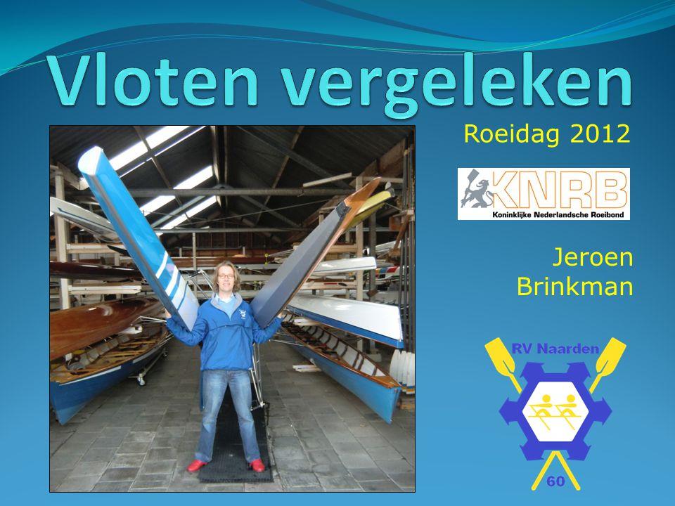 Vloten vergeleken Roeidag 2012 Jeroen Brinkman