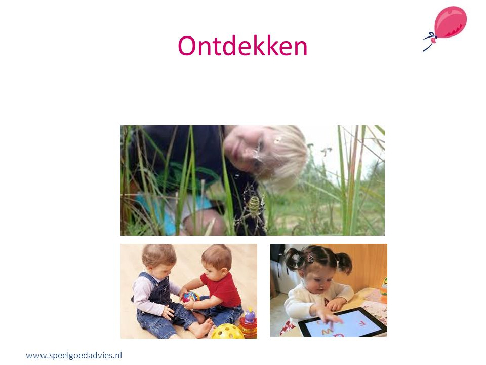 Ontdekken www.speelgoedadvies.nl