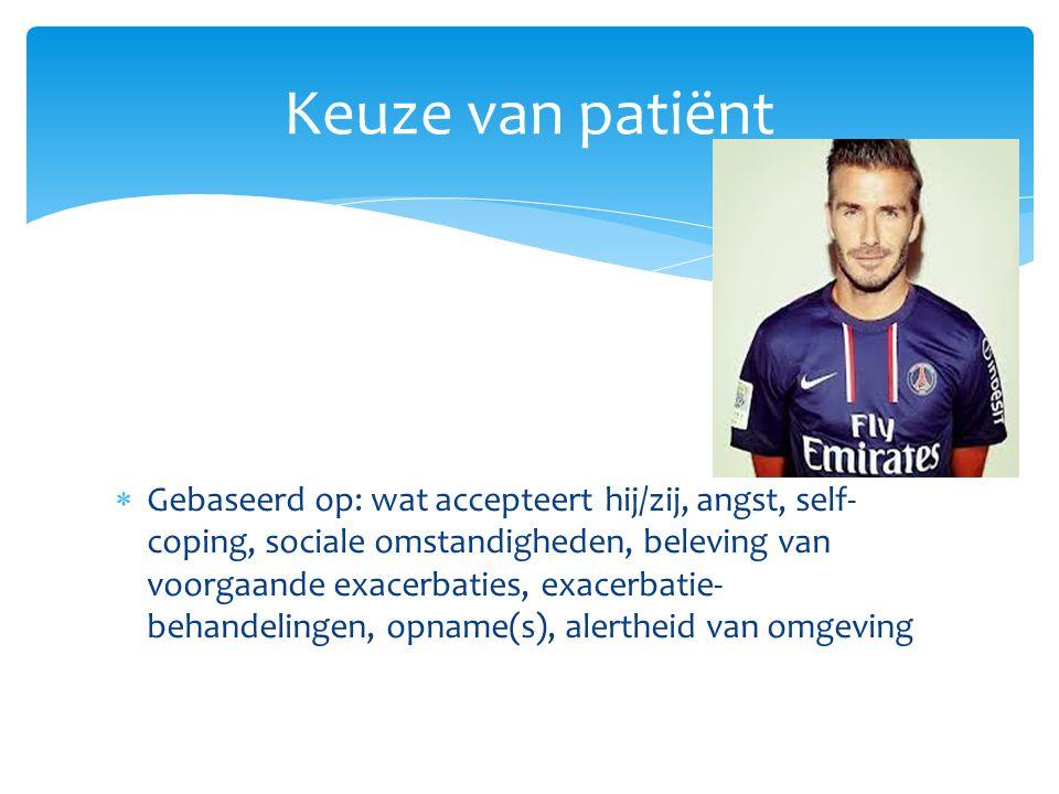 Keuze van patiënt