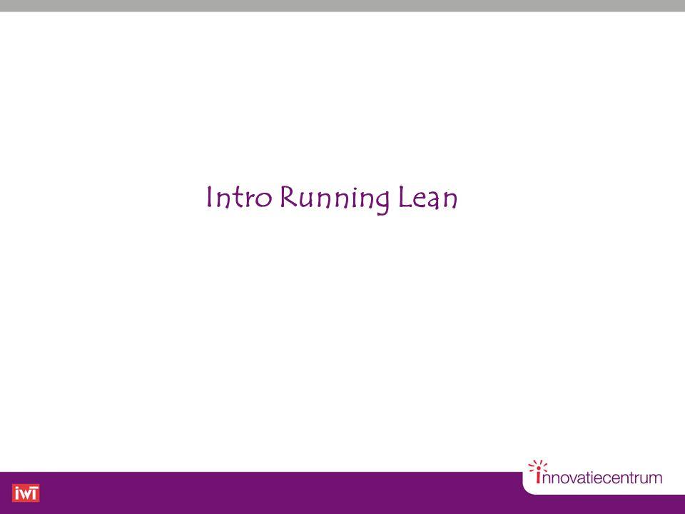 Intro Running Lean