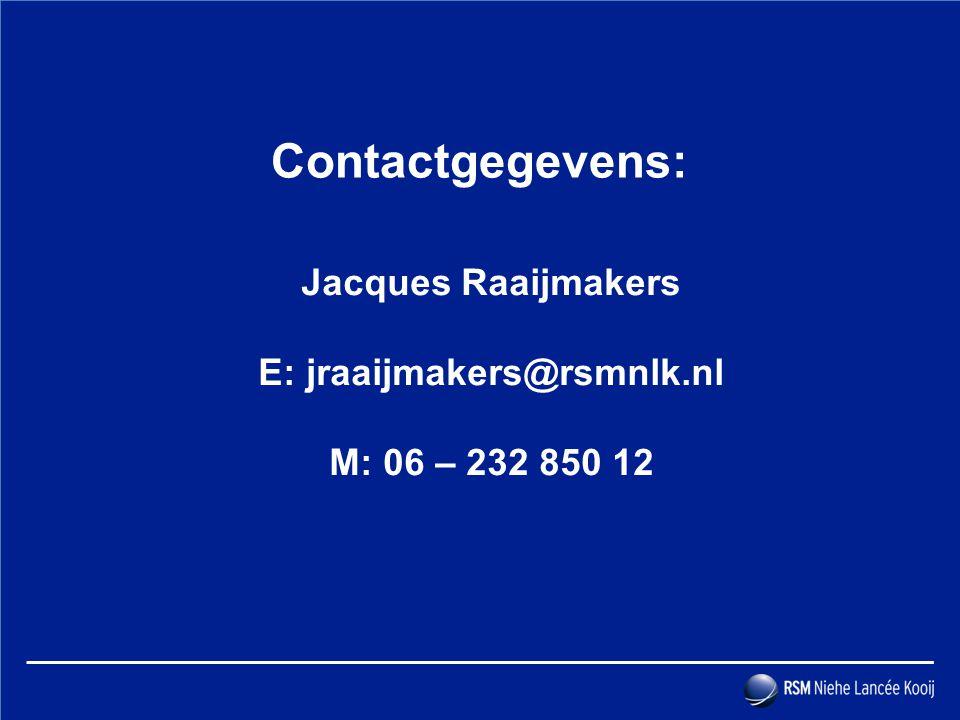 E: jraaijmakers@rsmnlk.nl