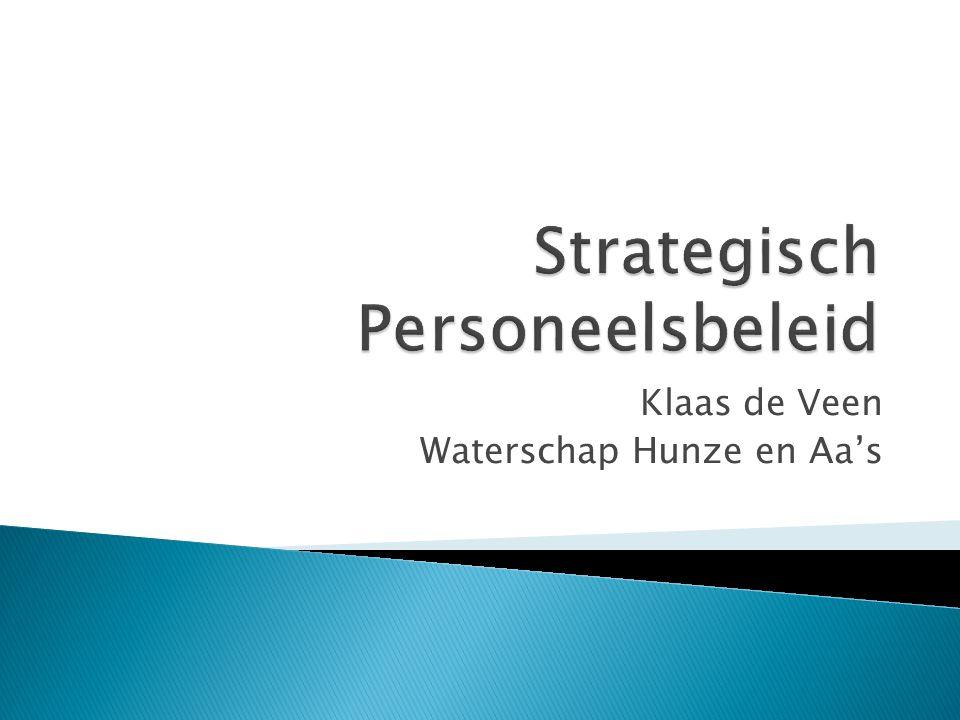 Strategisch Personeelsbeleid