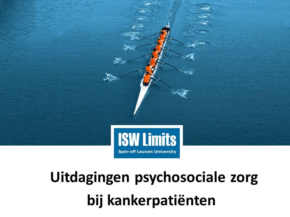 Uitdagingen psychosociale zorg