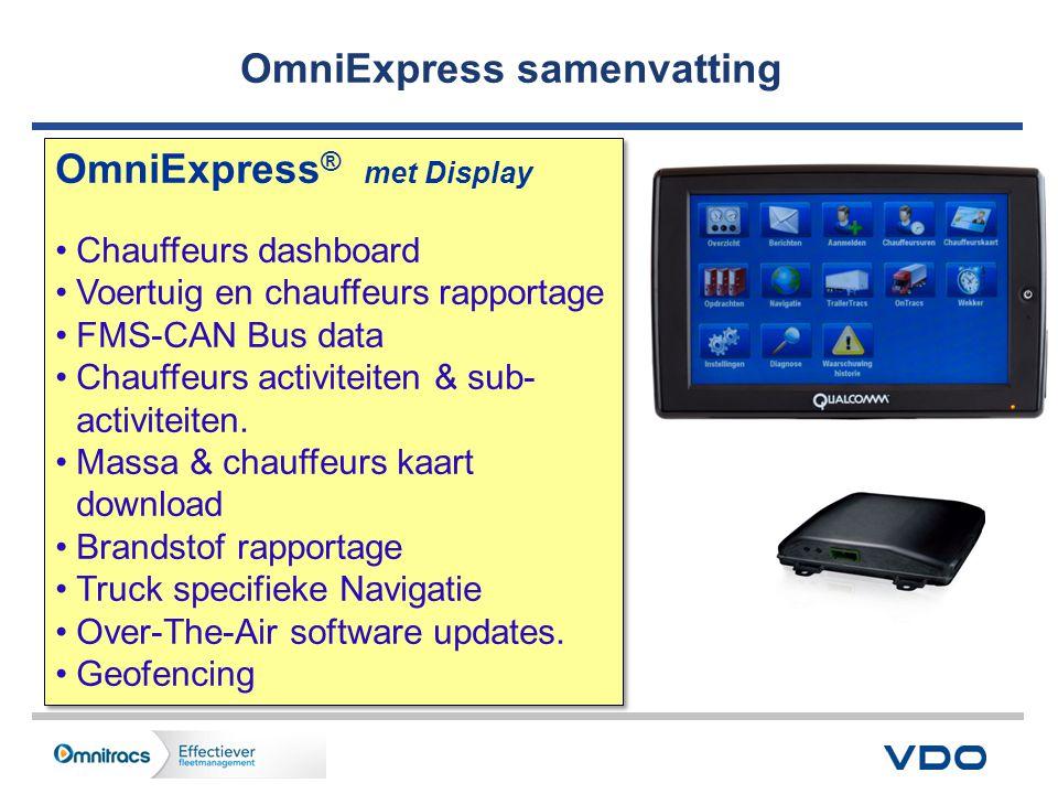 OmniExpress samenvatting