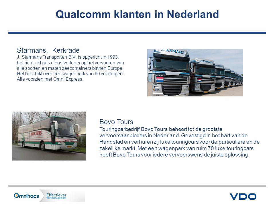 Qualcomm klanten in Nederland