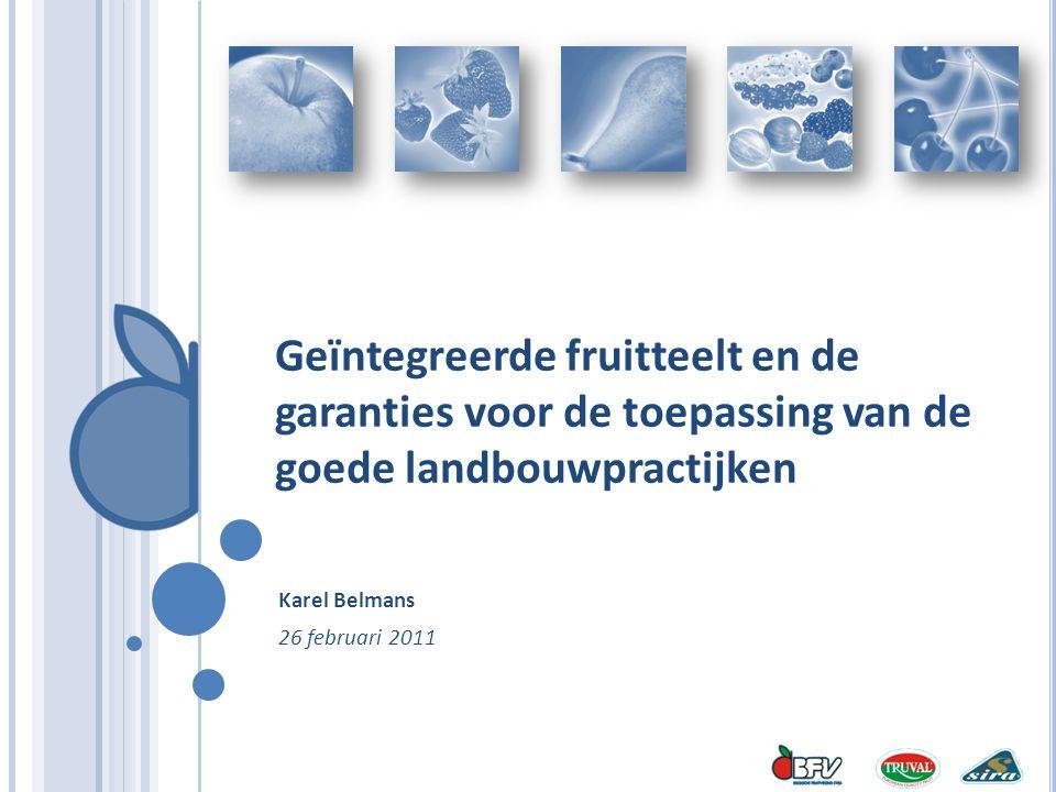 Karel Belmans 26 februari 2011