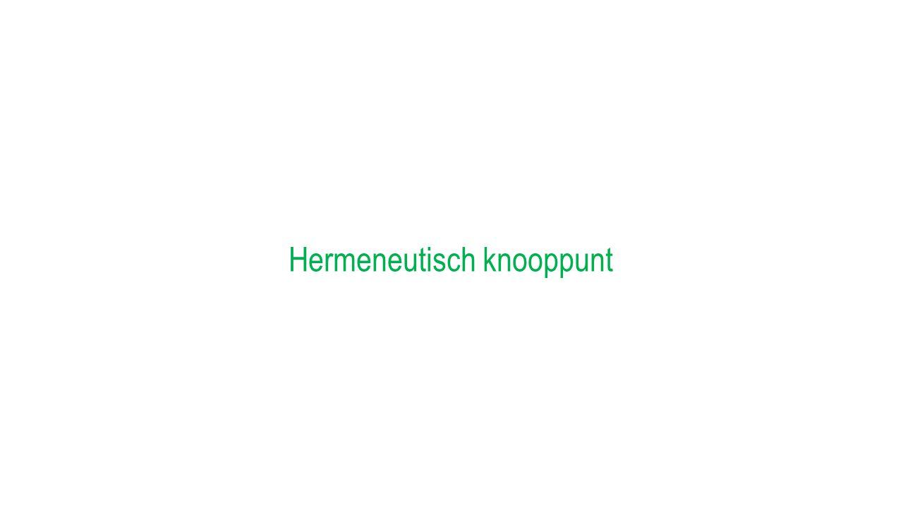 Hermeneutisch knooppunt
