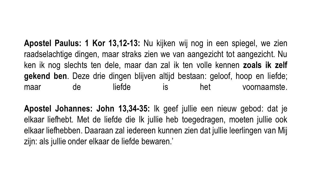 geloof hoop en liefde bijbel