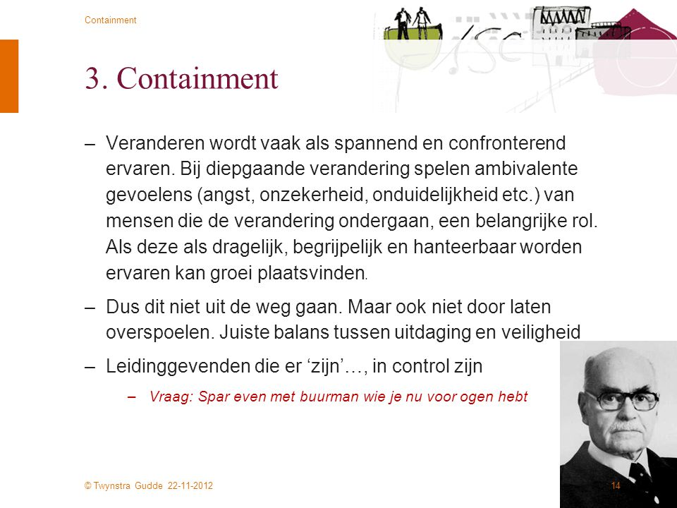 3. Containment