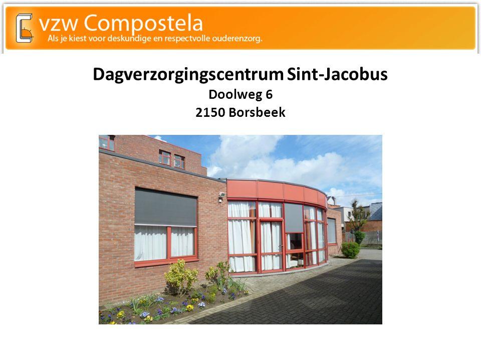 Dagverzorgingscentrum Sint-Jacobus Doolweg 6 2150 Borsbeek