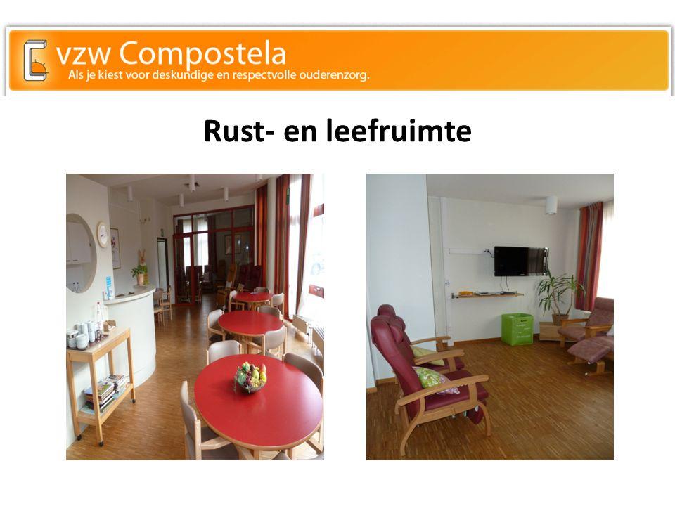 Rust- en leefruimte