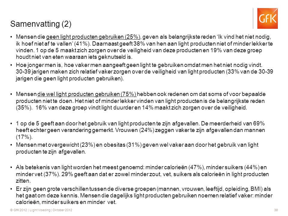 Samenvatting (2)