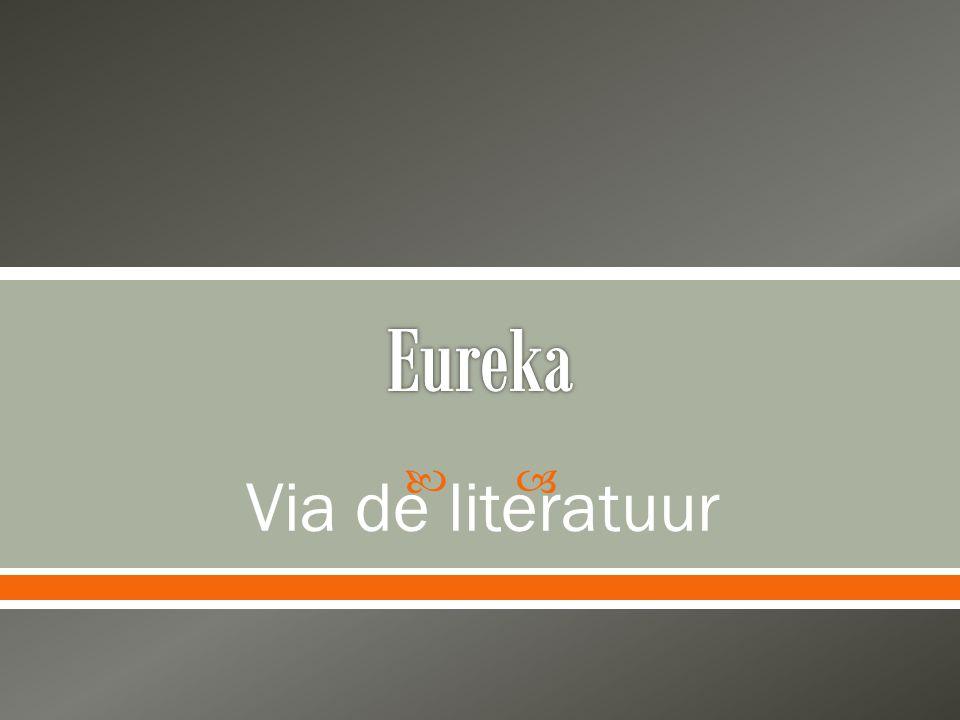 Eureka Via de literatuur