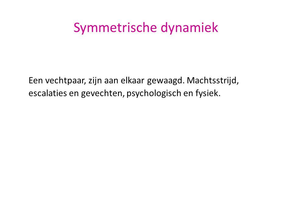 Symmetrische dynamiek