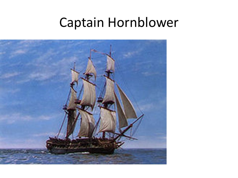 Captain Hornblower