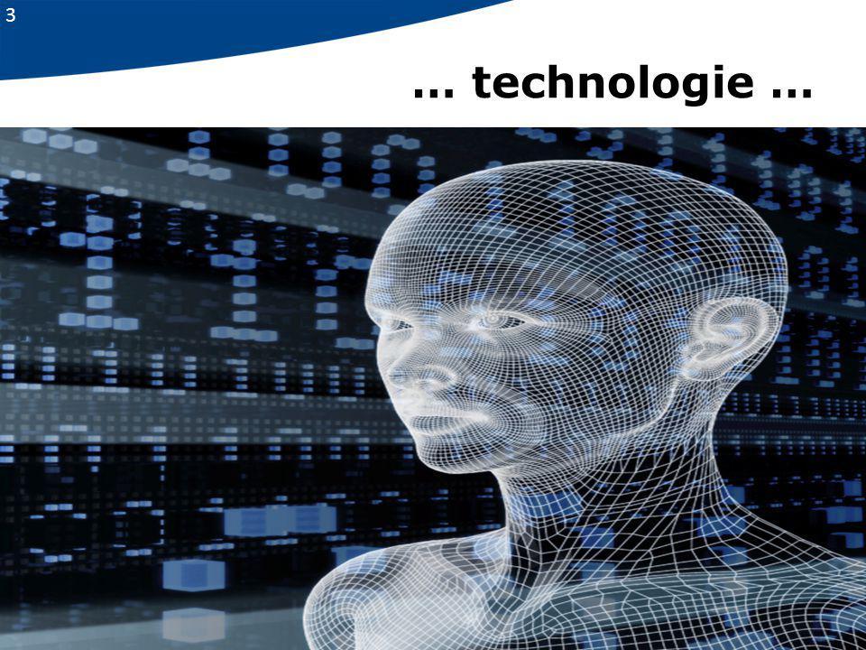… technologie …