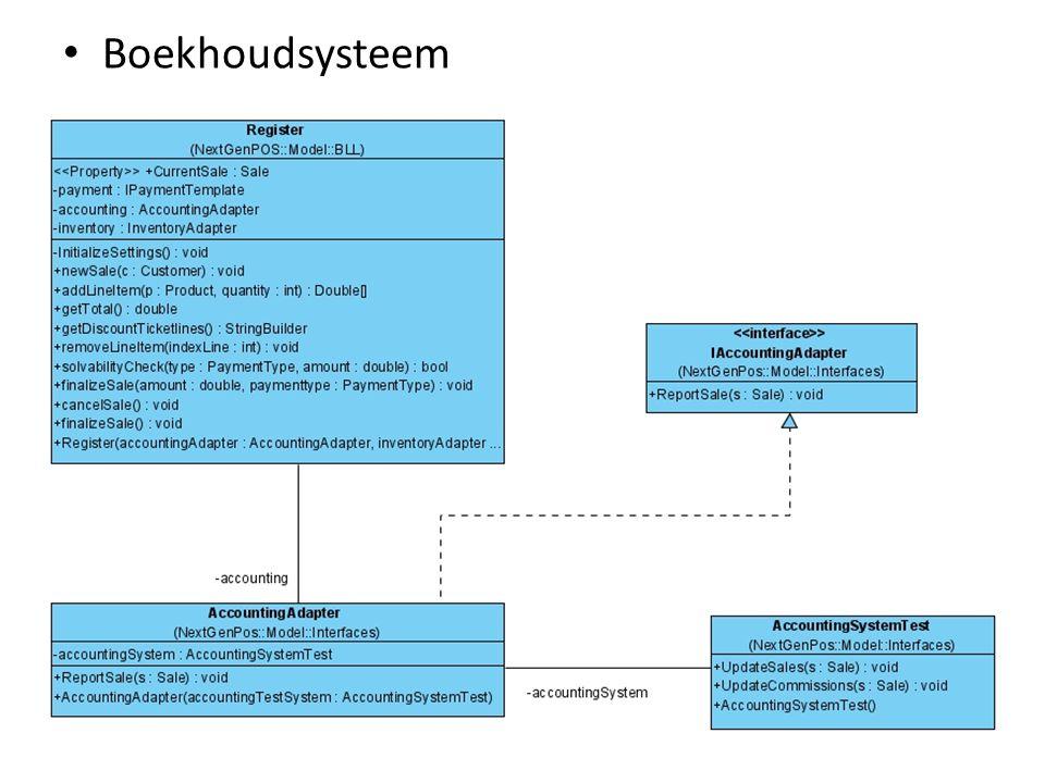 Boekhoudsysteem