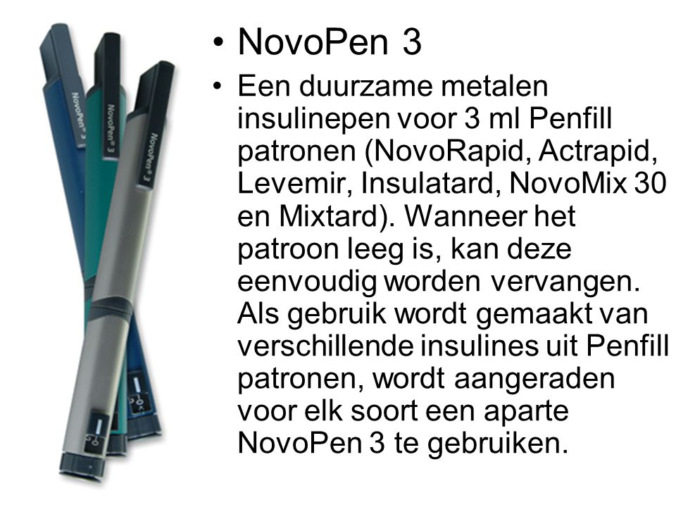 NovoPen 3