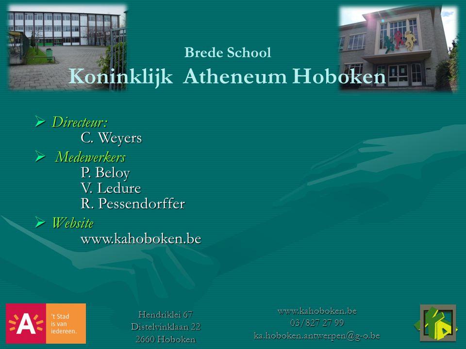 Brede School Koninklijk Atheneum Hoboken