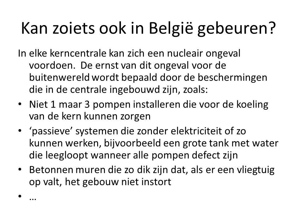 Kan zoiets ook in België gebeuren
