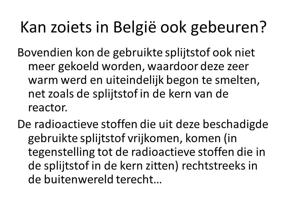 Kan zoiets in België ook gebeuren