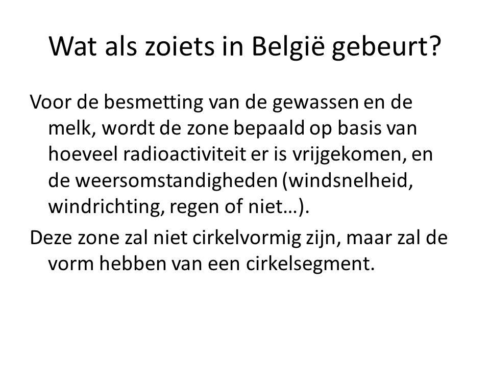 Wat als zoiets in België gebeurt
