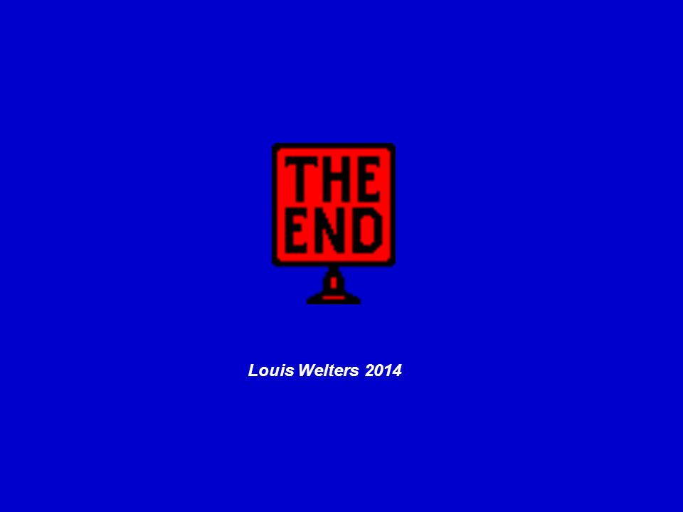 Louis Welters 2014