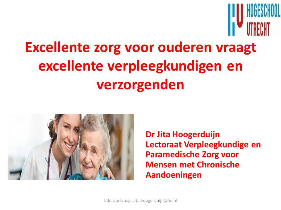 Ede workshop, Jita.hoogerduijn@hu.nl