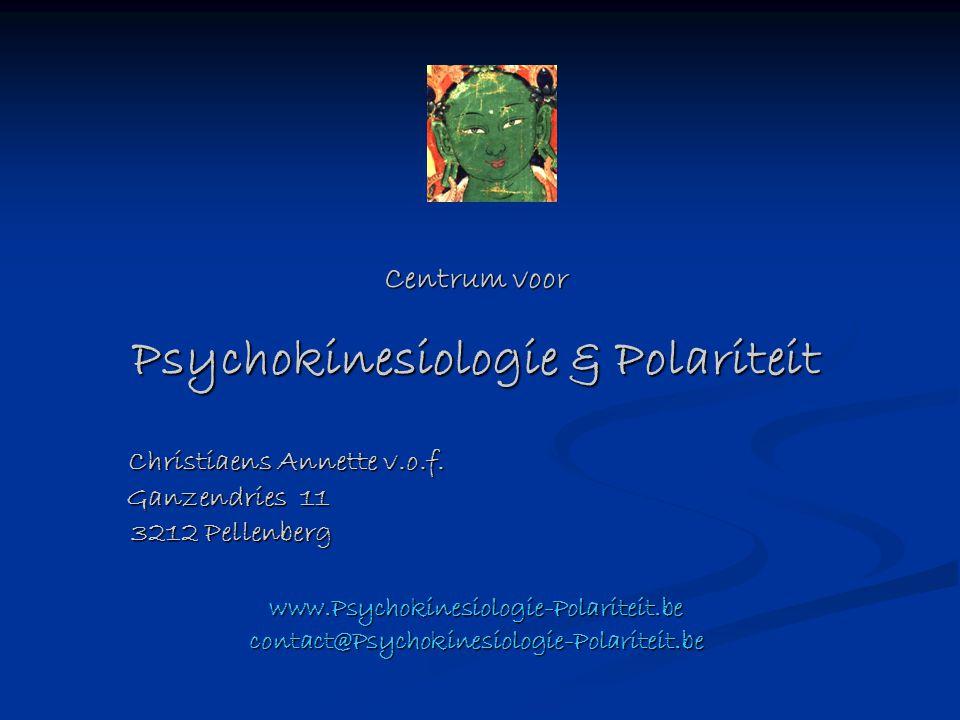 Psychokinesiologie & Polariteit