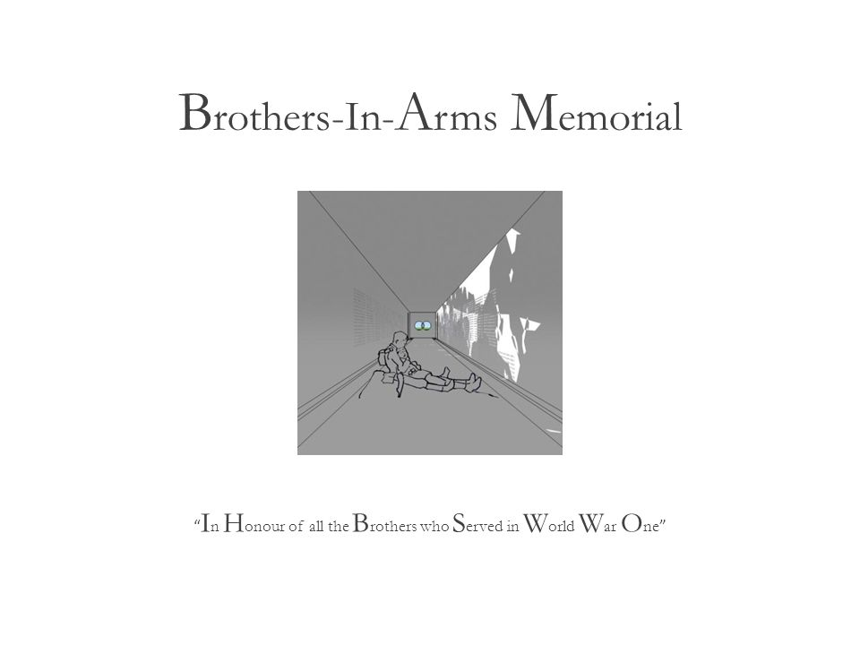 Brothers-In-Arms Memorial