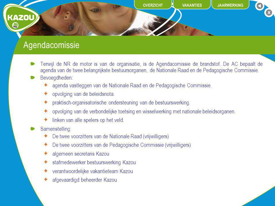 Agendacomissie