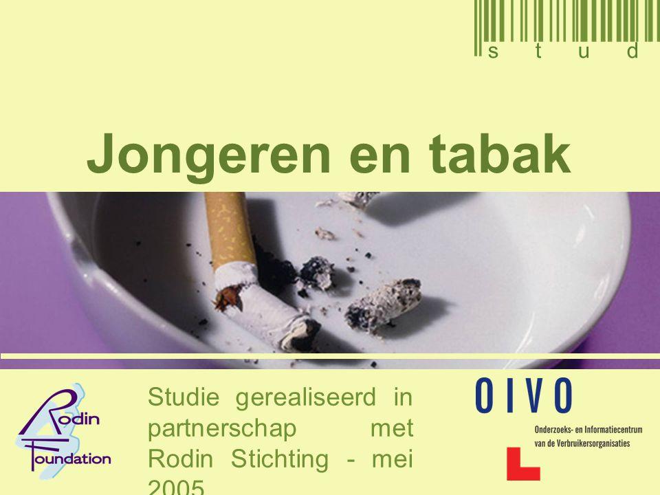 Studie gerealiseerd in partnerschap met Rodin Stichting - mei 2005