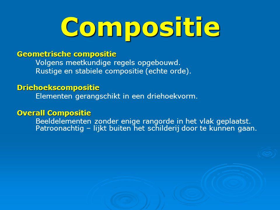 Compositie Geometrische compositie